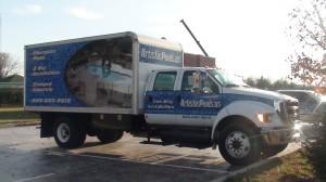 2006 F-750 Box Truck