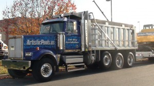 Western Star Tri Axle Dump Truck
