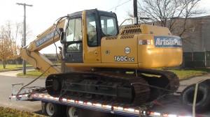 John Deere 160 Excavator