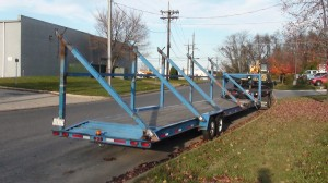 Specialized Hauling Trailer