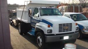 2002 C-6500 chevy Dump Truck
