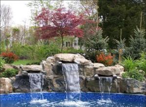 3 tier waterfall