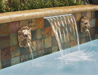 Water features by pentair