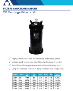Cartridge Filter by Astral