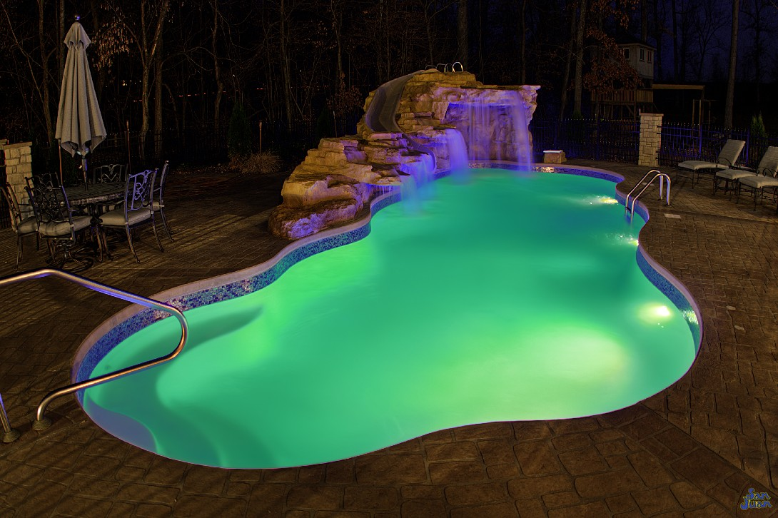 Diy Inground Pool >> Fiberglass Pools in NJ, PA | Inground Swimming Pools Spas