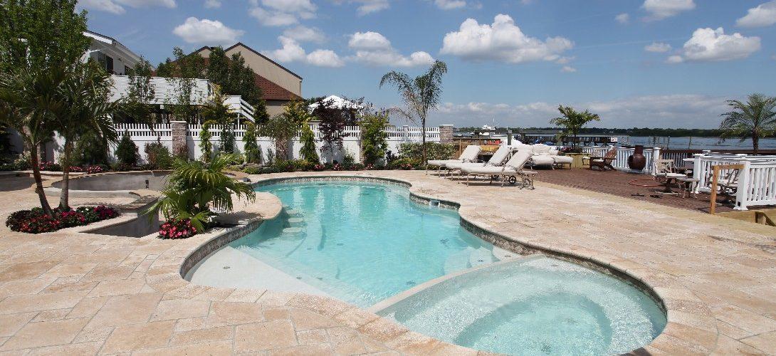 Fiberglass Pools in NJ, PA | Inground Swimming Pools Spas
